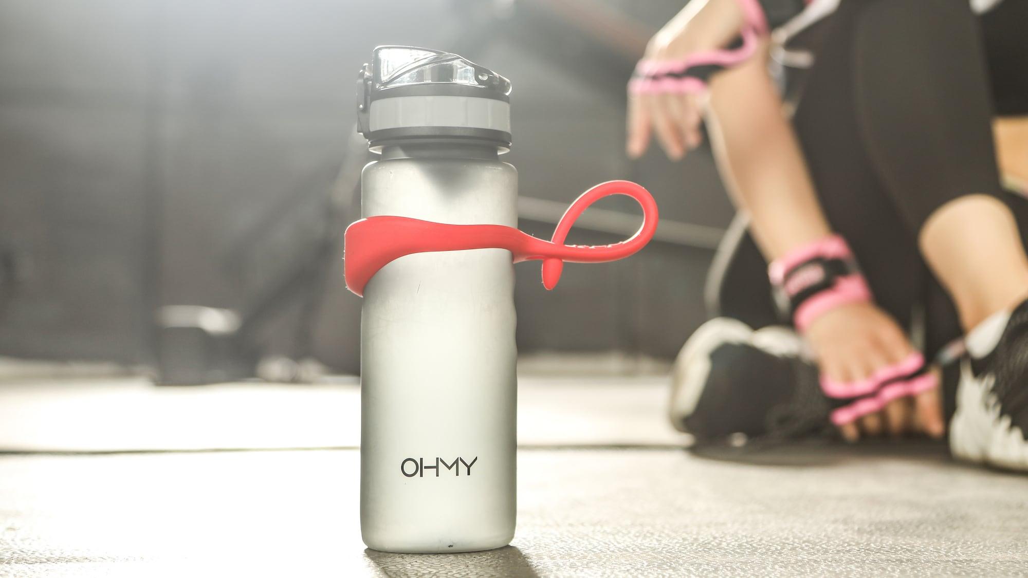 Life's Easy Neo Magnetic Bottle Holder Water Bottle Strap