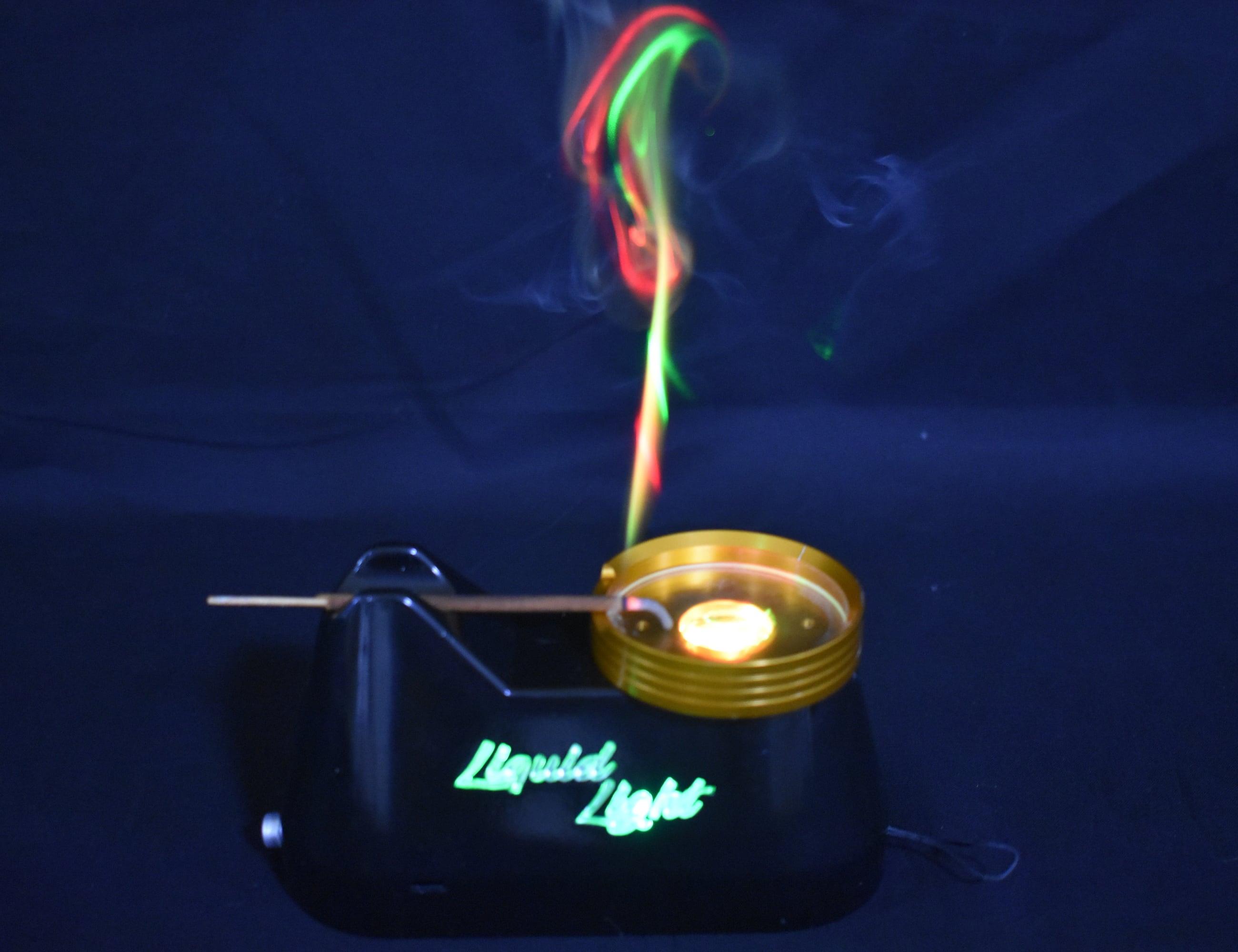 Liquid Light Modern Lava Lamp