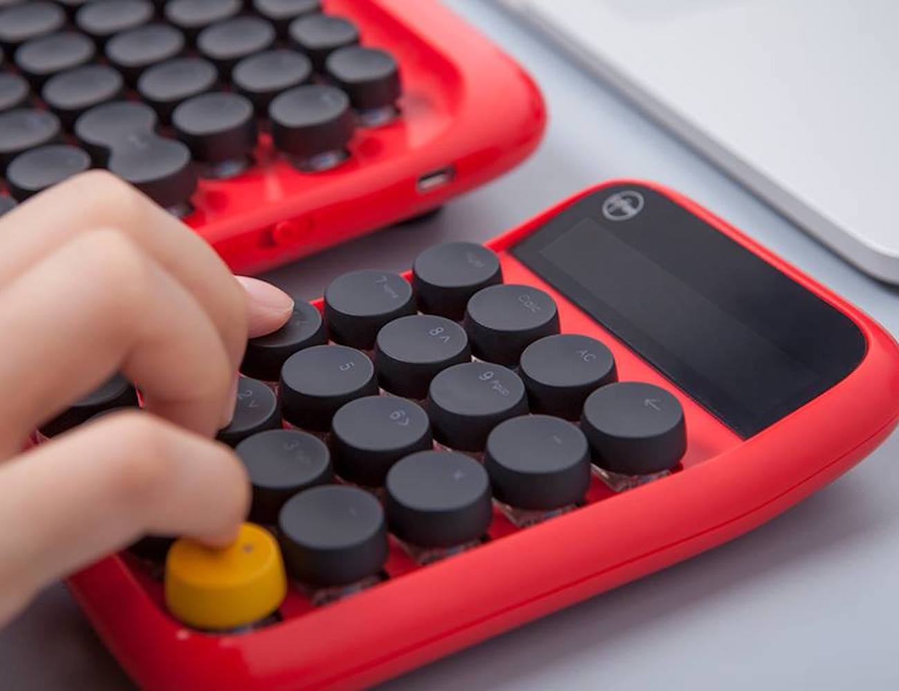 Lofree Digit Retro Mechanical Calculator