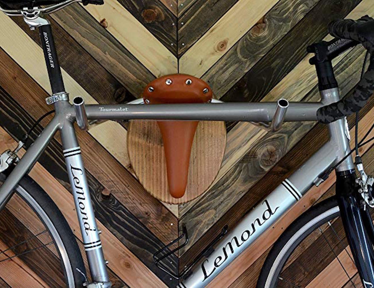 Longhorn Handmade Bicycle Wall Rack