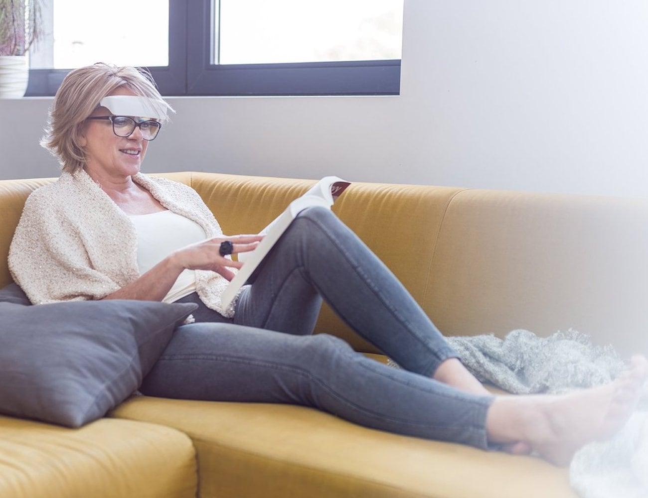 Luminette 2 Bright Light Therapy Glasses