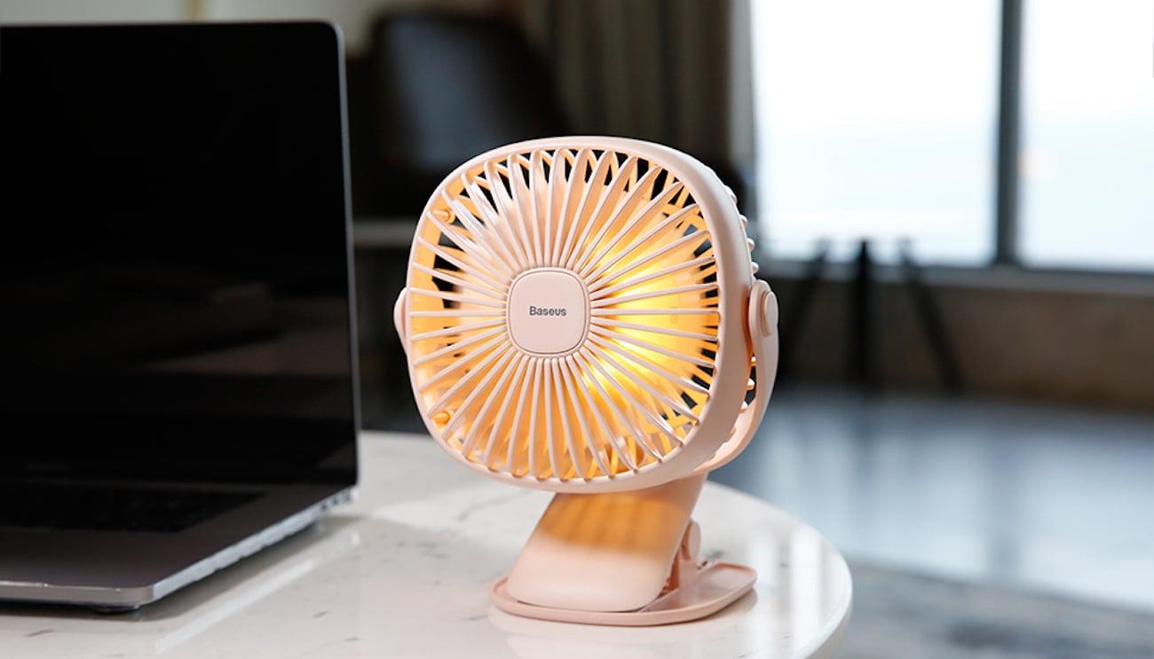 Mini Desktop Cooling Fan