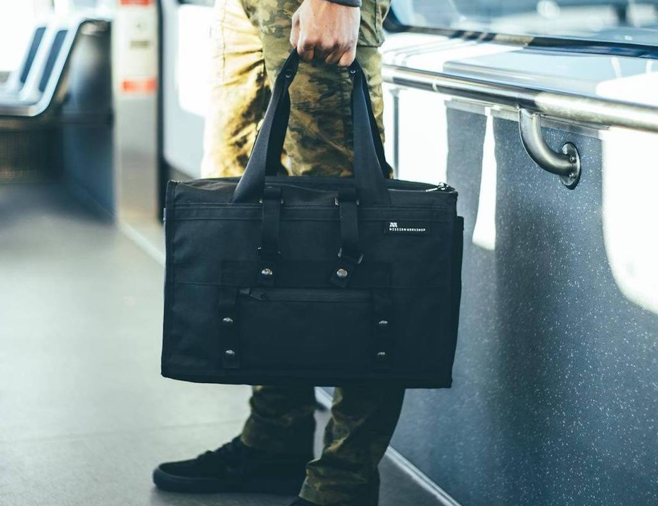 Mission Workshop Transit Arkiv Weatherproof Laptop Briefcase