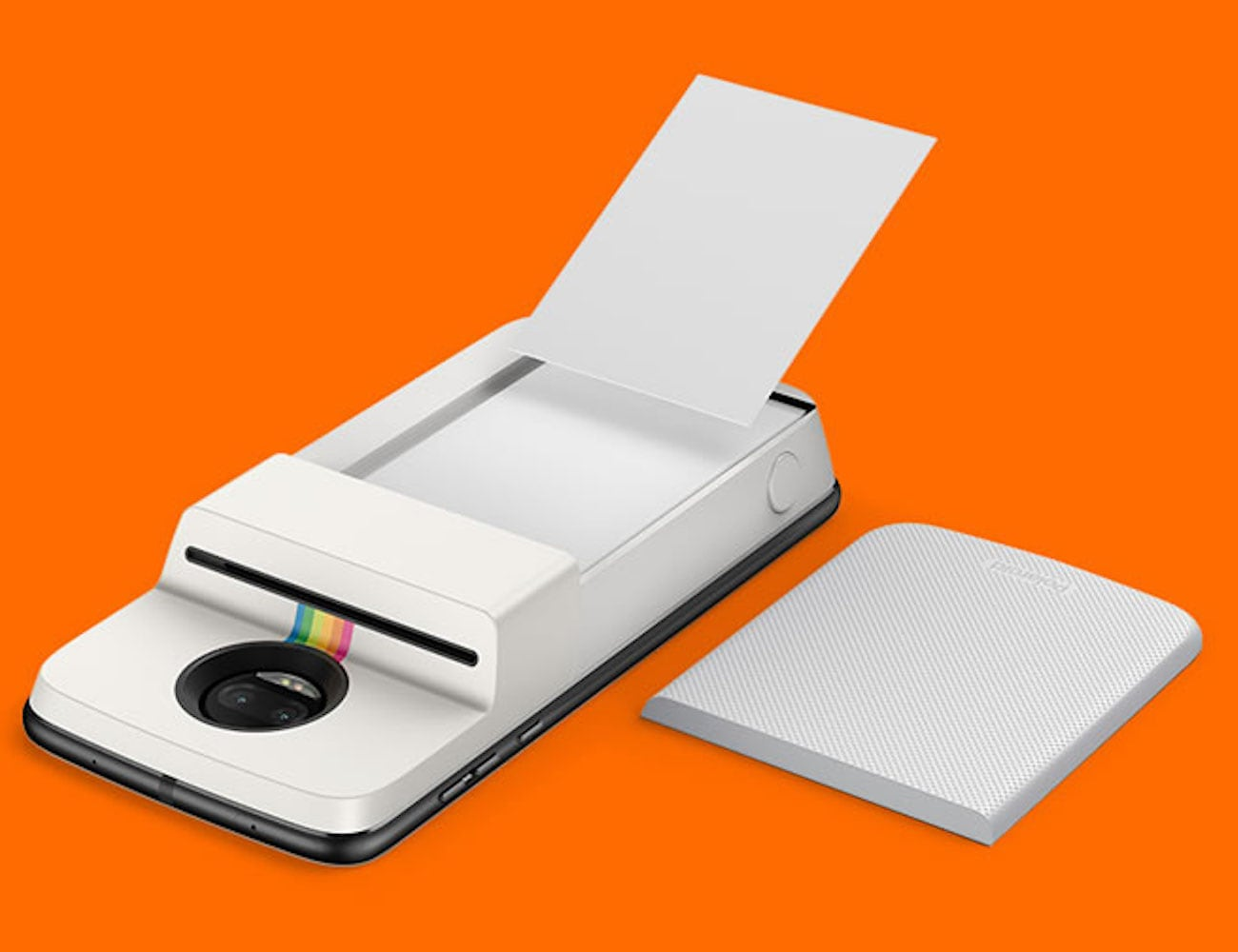 Moto Mods Polaroid Insta-Share Printer