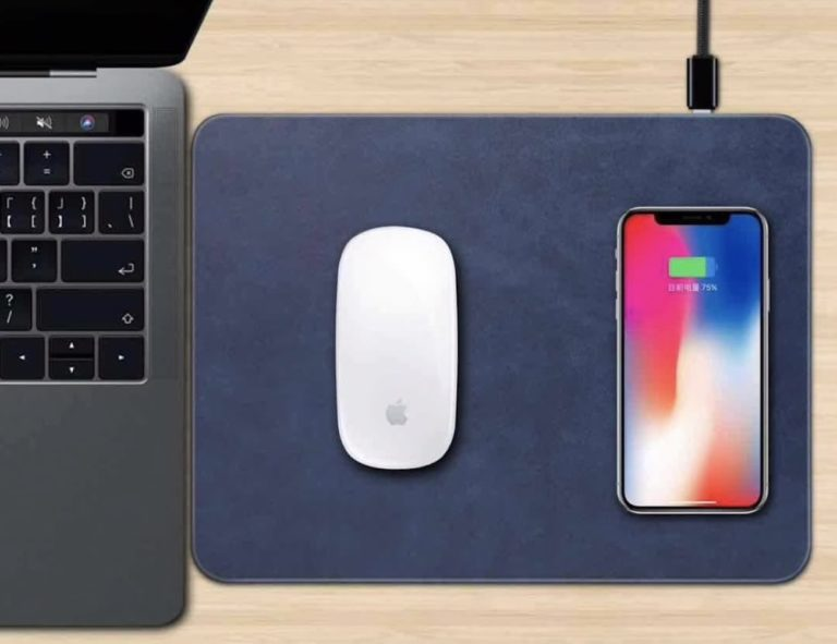Mouse+Pad+Wireless+Charger