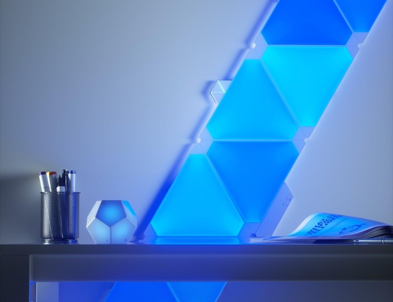 Nanoleaf Remote Bluetooth HomeKit Controller