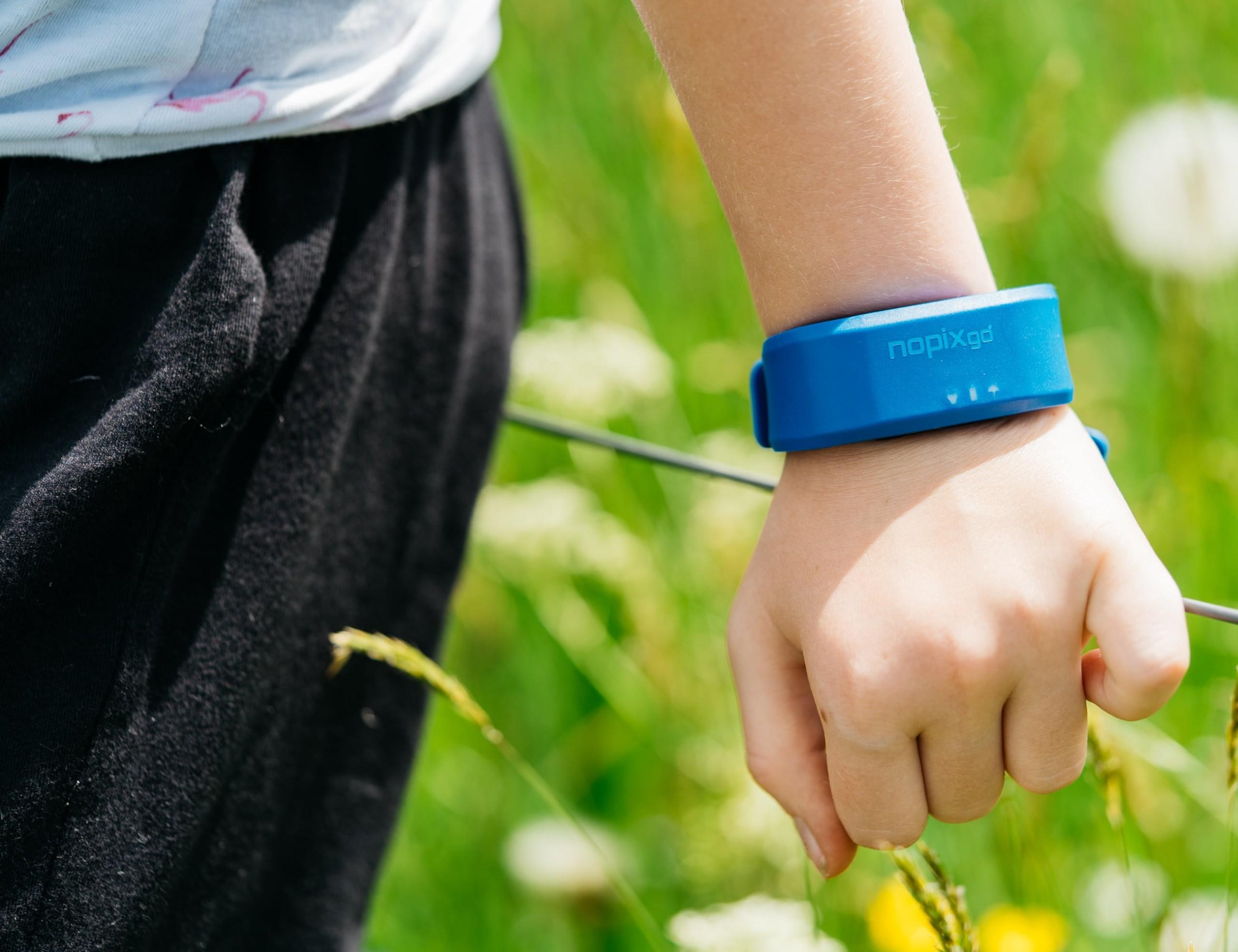 Nopixgo Mosquito Protection Wristband