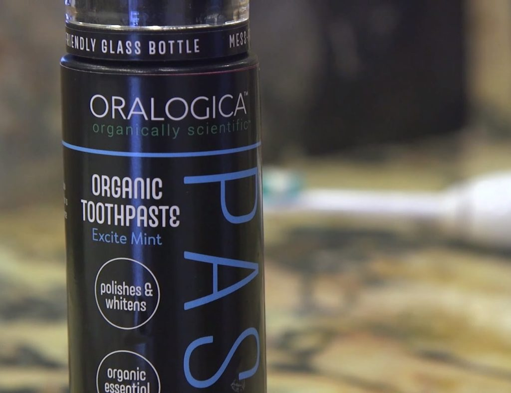 ORALOGICA+Organic+Oral+Care+Products