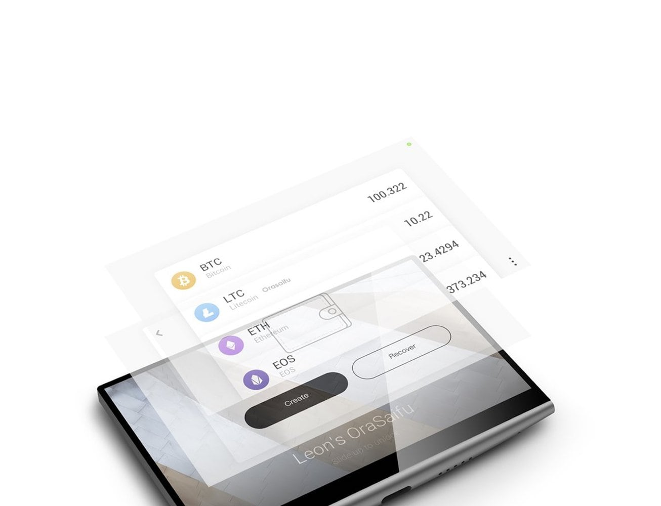 OraSaifu Digital Smart Wallet