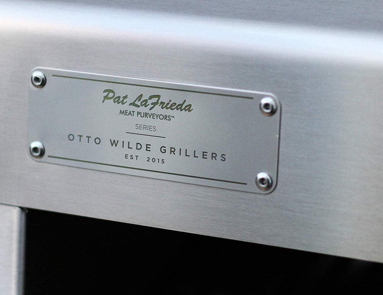 Otto Wilde Grillers Portable Steak Grill