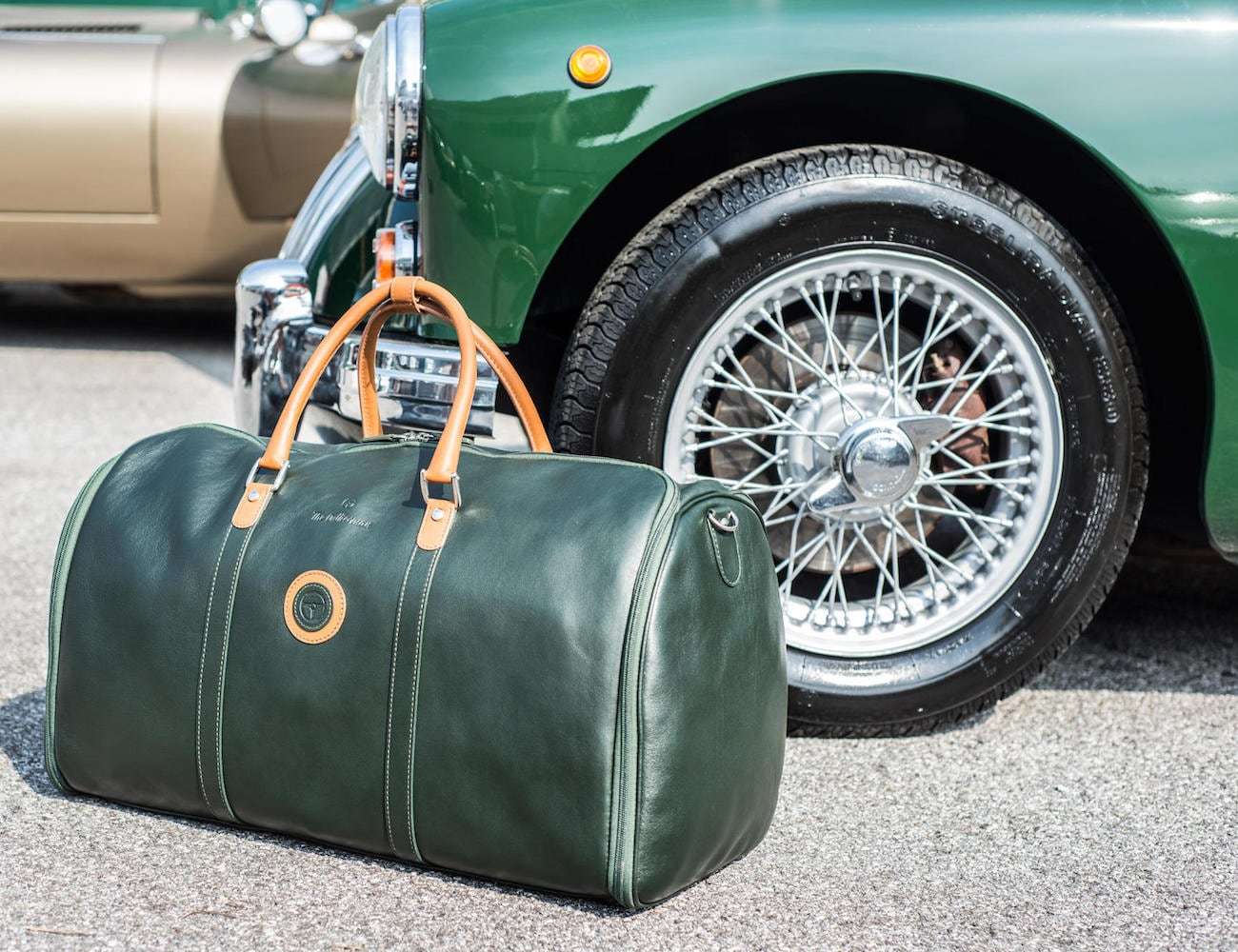 Outlierman Weekender Garment Bag