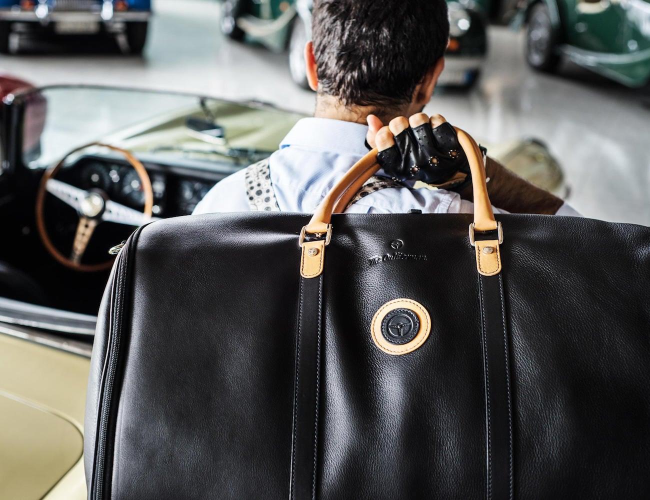 Outlierman Weekender Garment Bag
