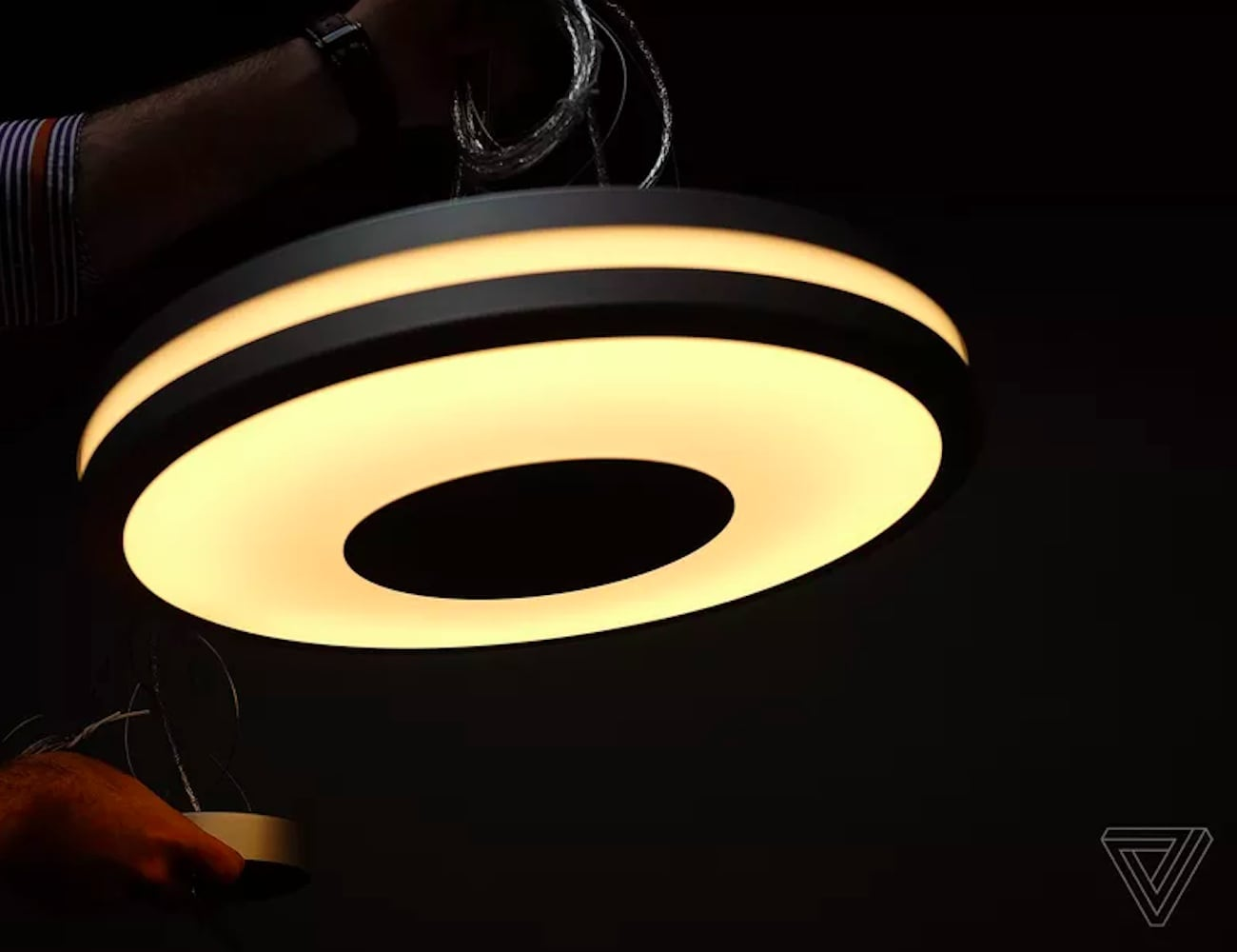 Philips Hue Ascend Connected Light Fixtures