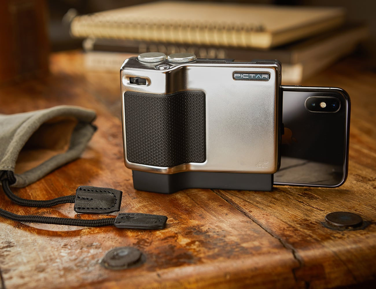 Pictar Pro Smartphone DSLR Grip