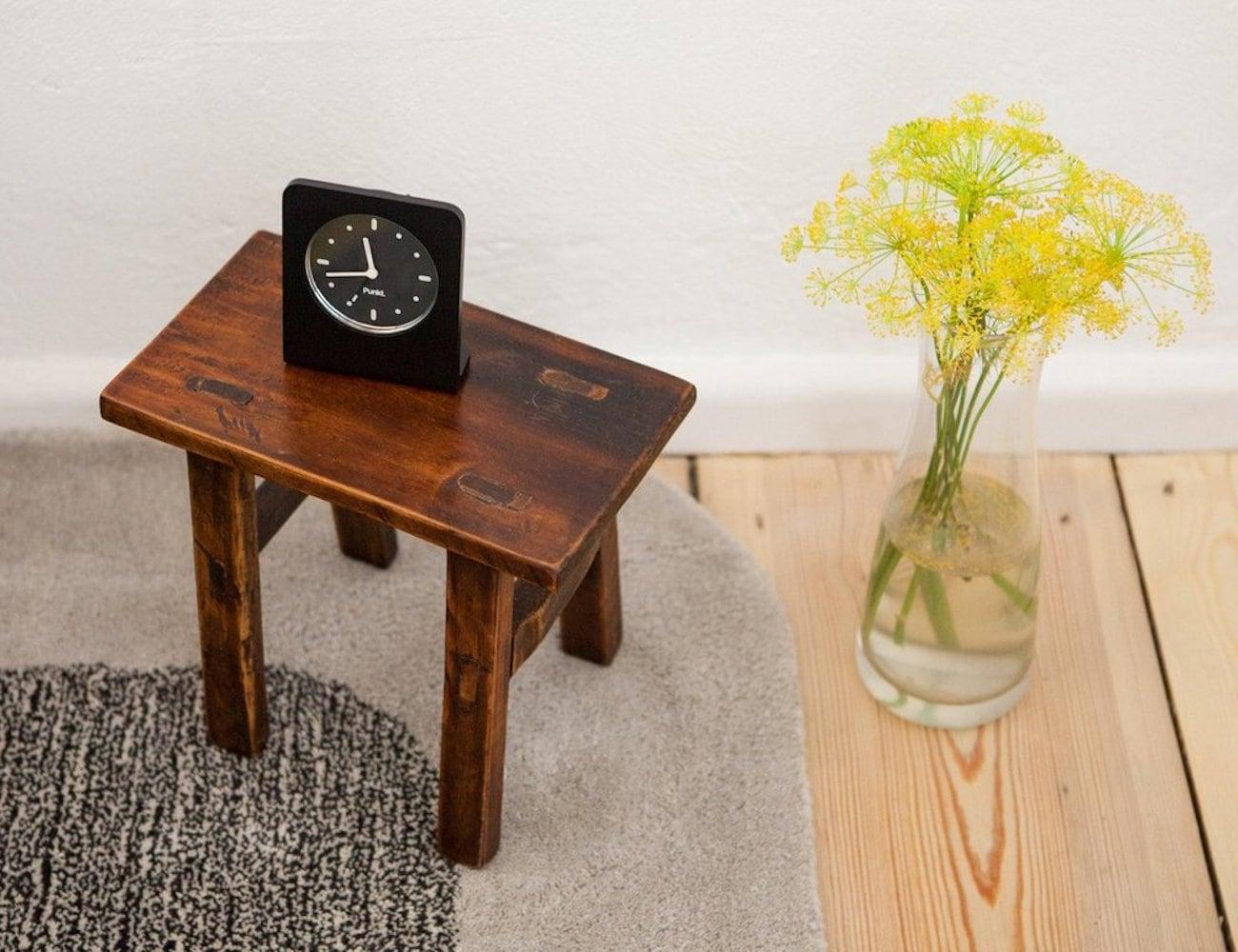 Punkt AC01 Reliable Alarm Clock