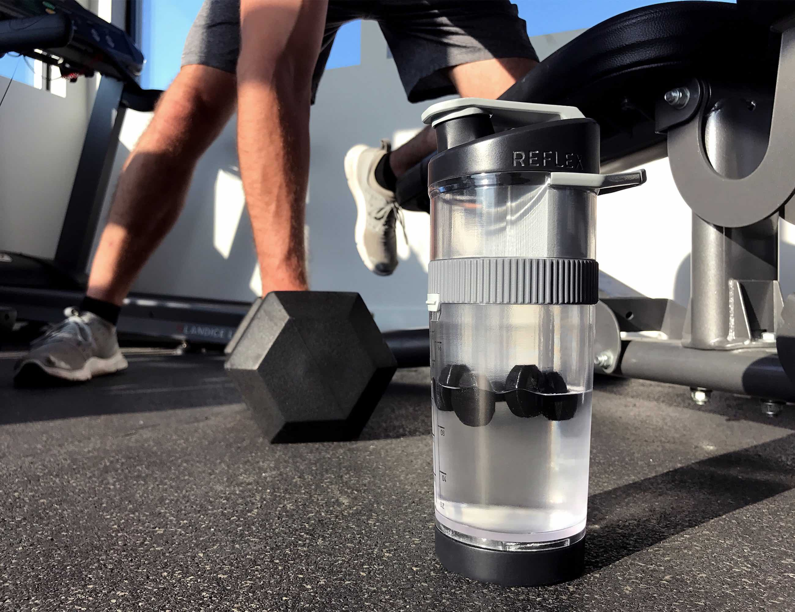 REFLEX All-In-One Shaker Bottle