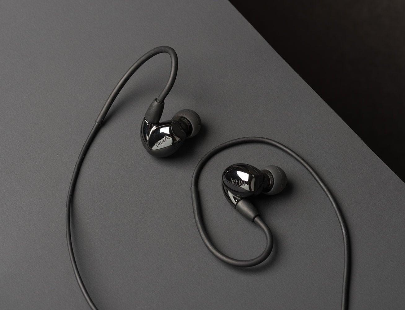 RHA CL2 Planar Magnetic In-Ear Headphones