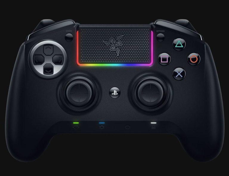 Razer+Raiju+Ultimate+Wireless+PS4+Gaming+Controller
