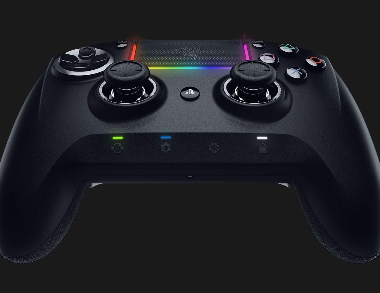 Razer Raiju Ultimate Wireless PS4 Gaming Controller