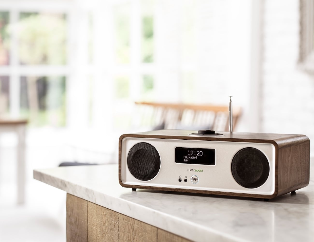 Ruark Audio R2 Mk3 streaming music system plays your favorite music from multiple sources