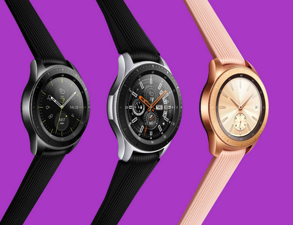 Samsung+Galaxy+Watch+Bixby+Smartwatch
