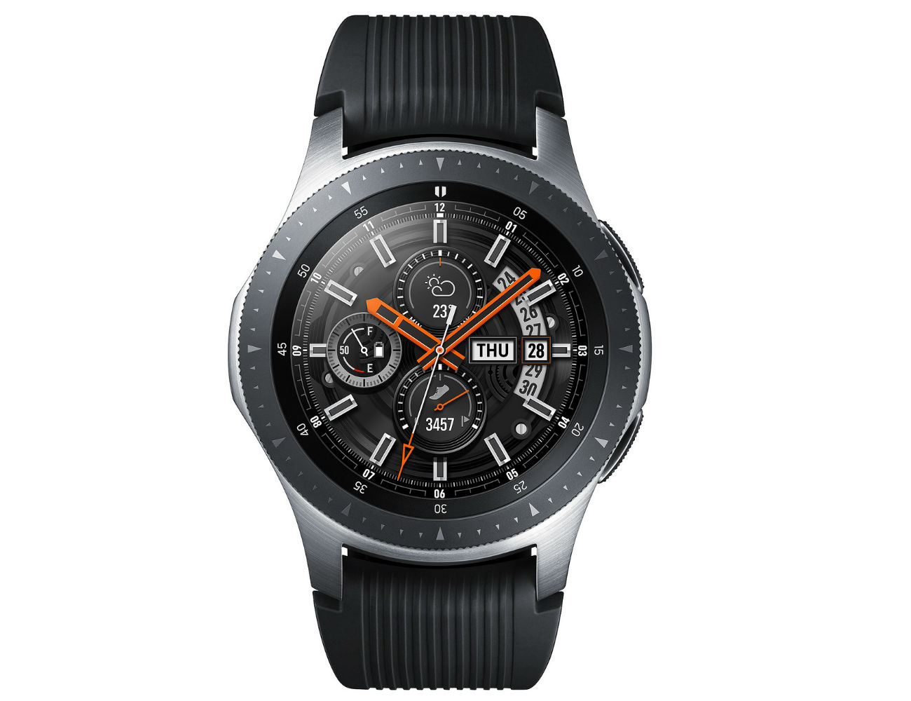 Samsung Galaxy Watch Bixby Smartwatch