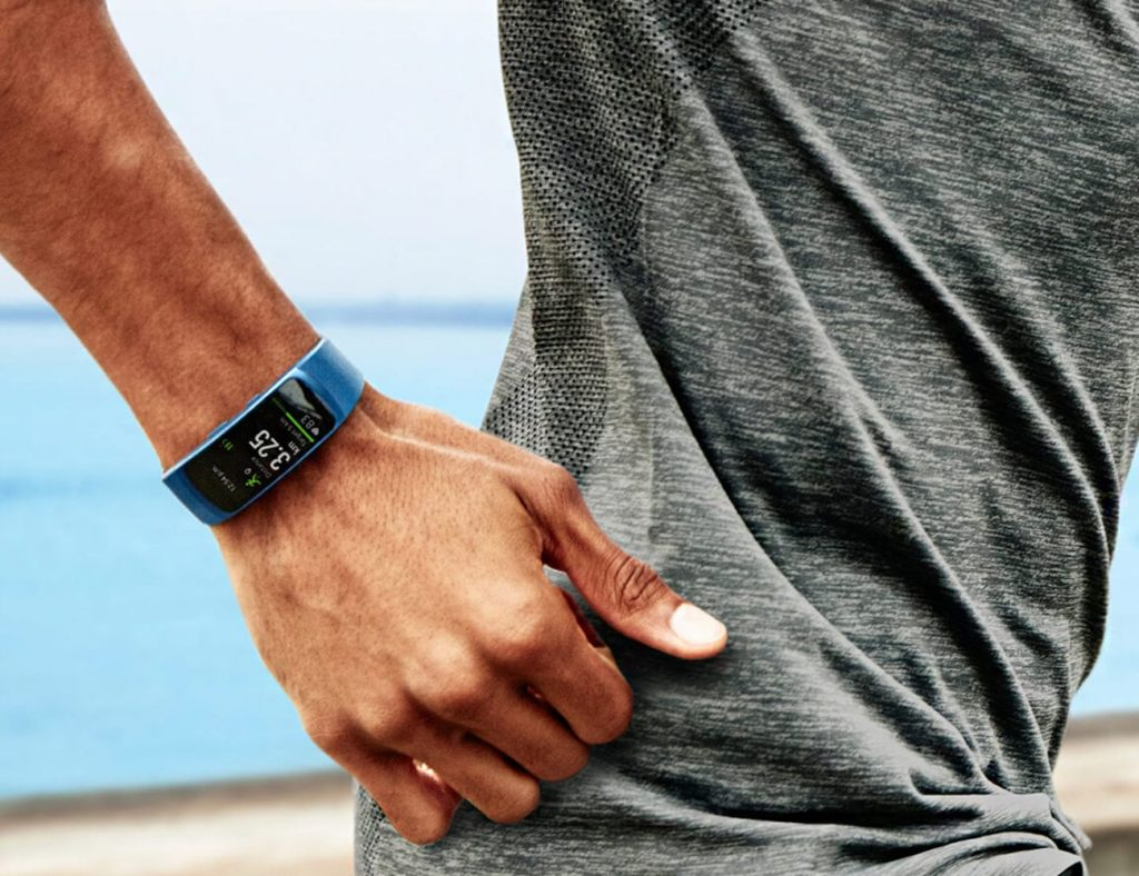 Samsung+Gear+Fit2+Pro+Smart+Fitness+Band