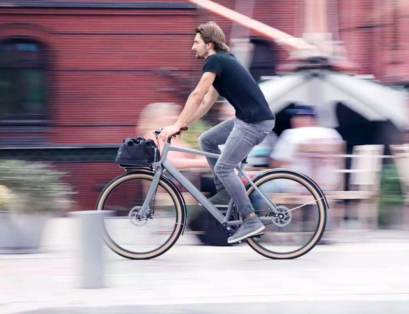 Schindelhauer Bikes Gustav Functional Urban Bicycle
