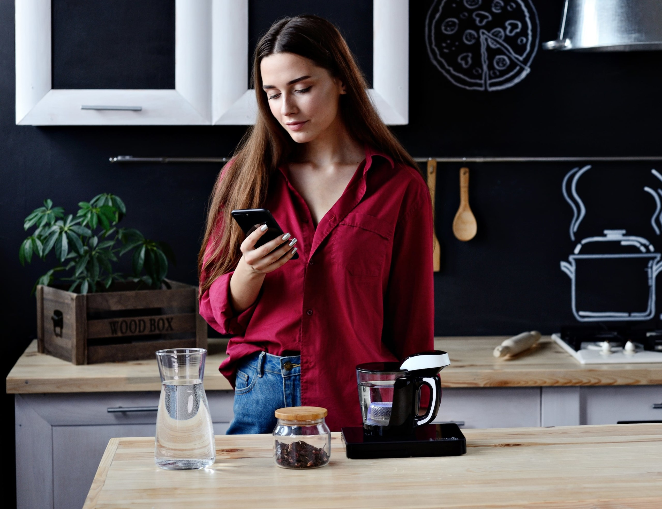 SmartCup Automated Beverage Preparing Device