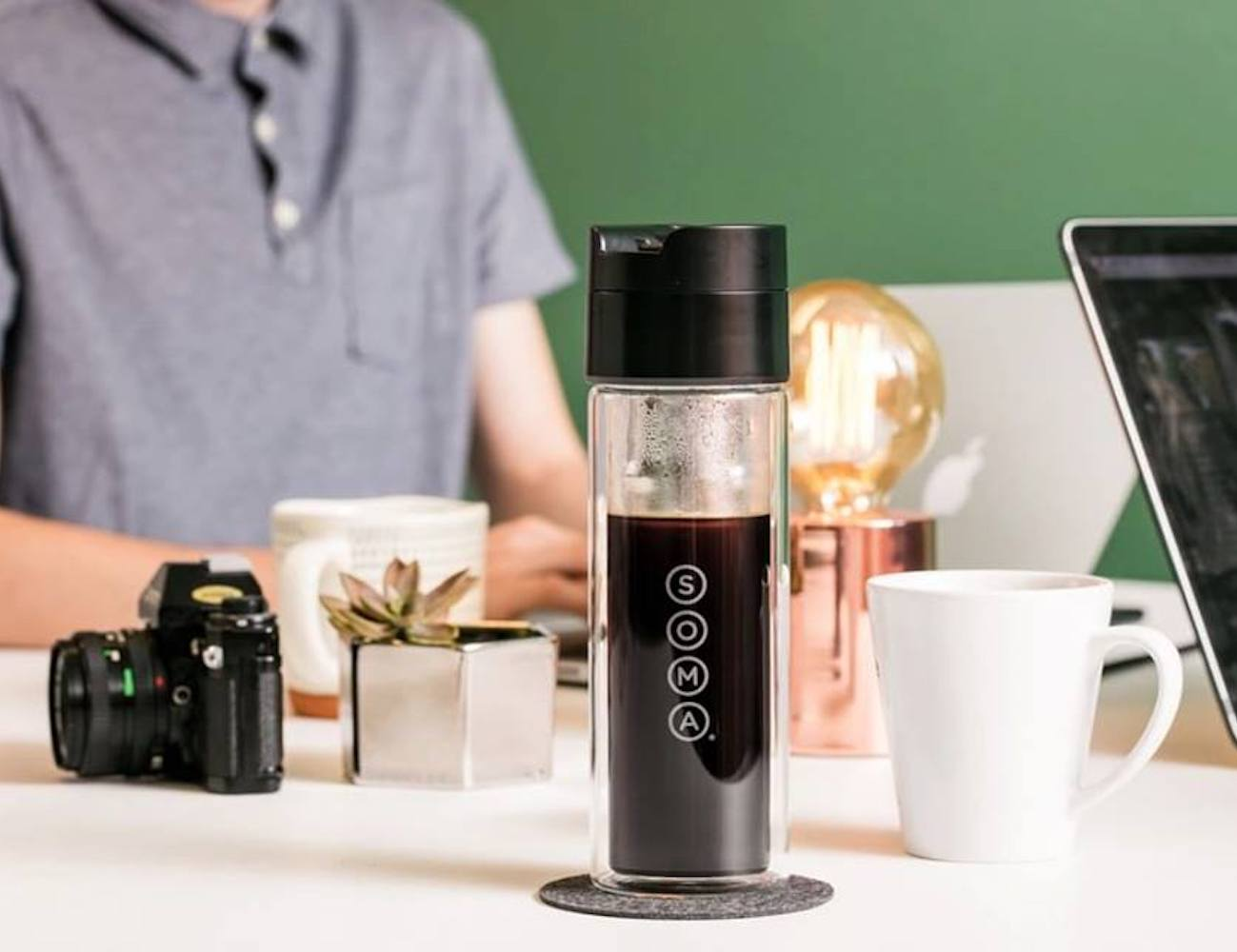 Soma All-In-One Brew Bottle