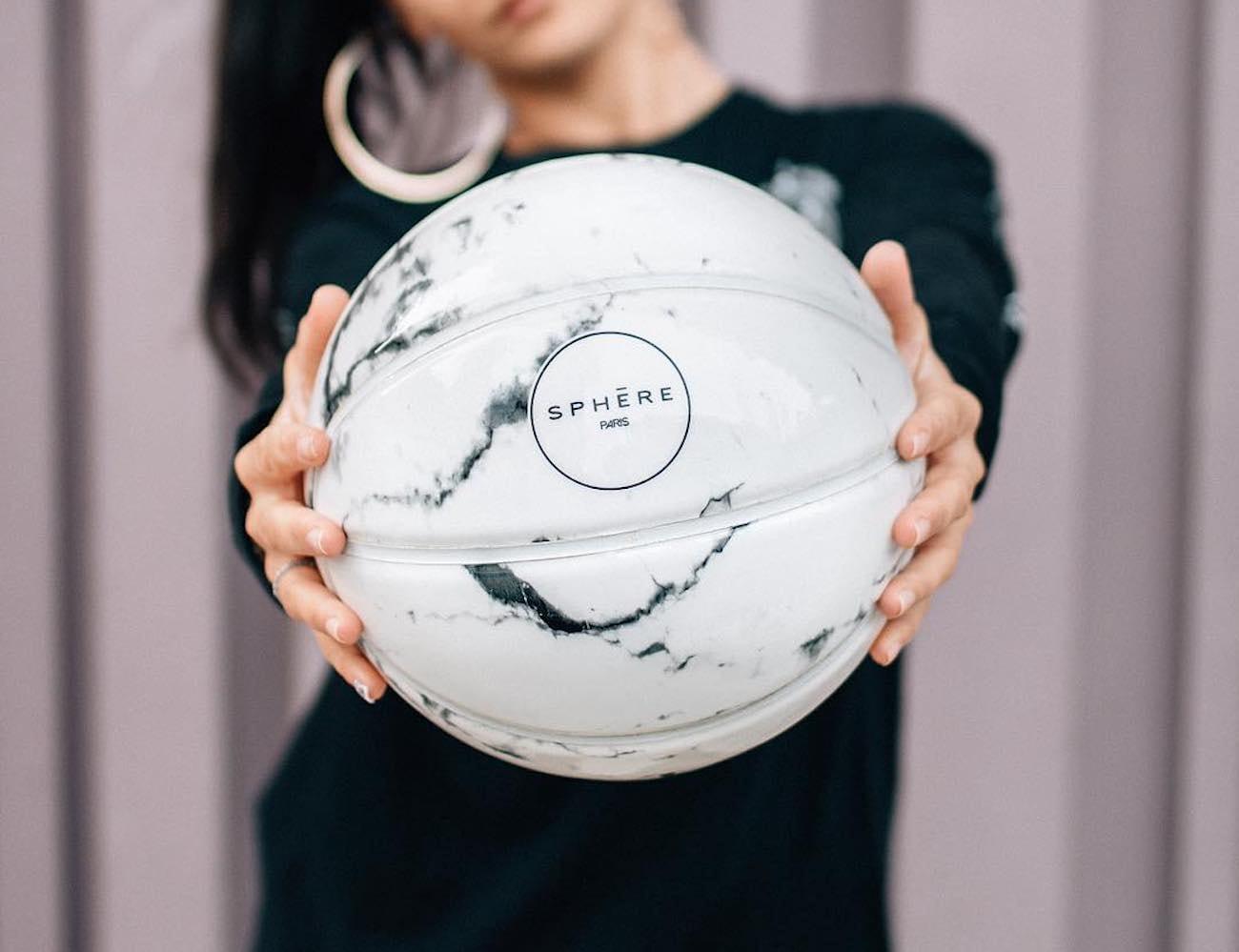Sphere Paris Stylish Premium Basketballs