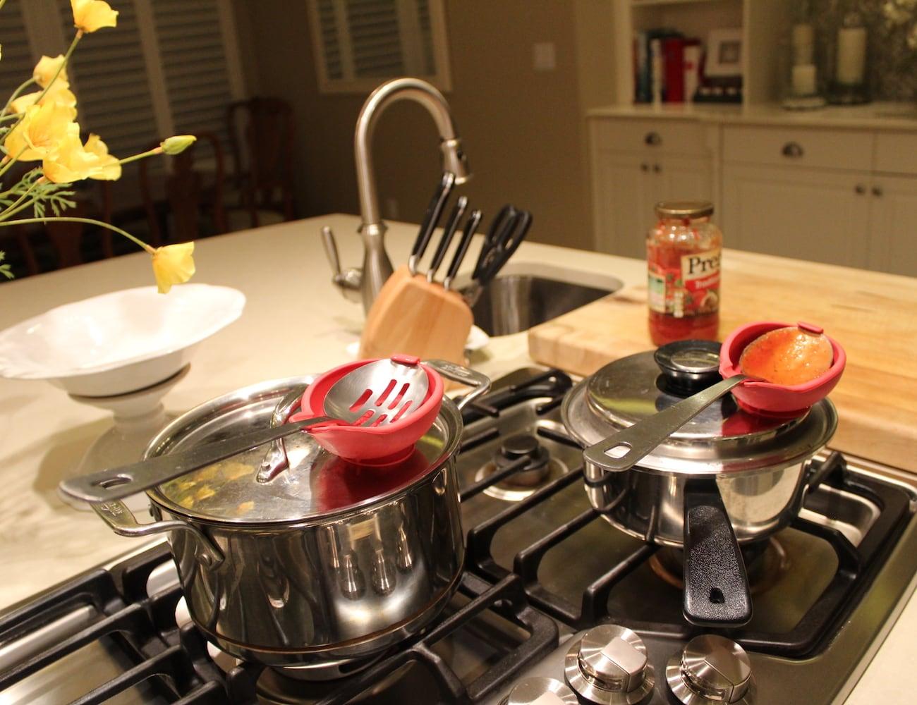 SpoonBuddy Multi-Use Kitchen Gadget