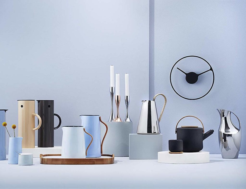 Stelton+Time+Floating+Wall+Clock