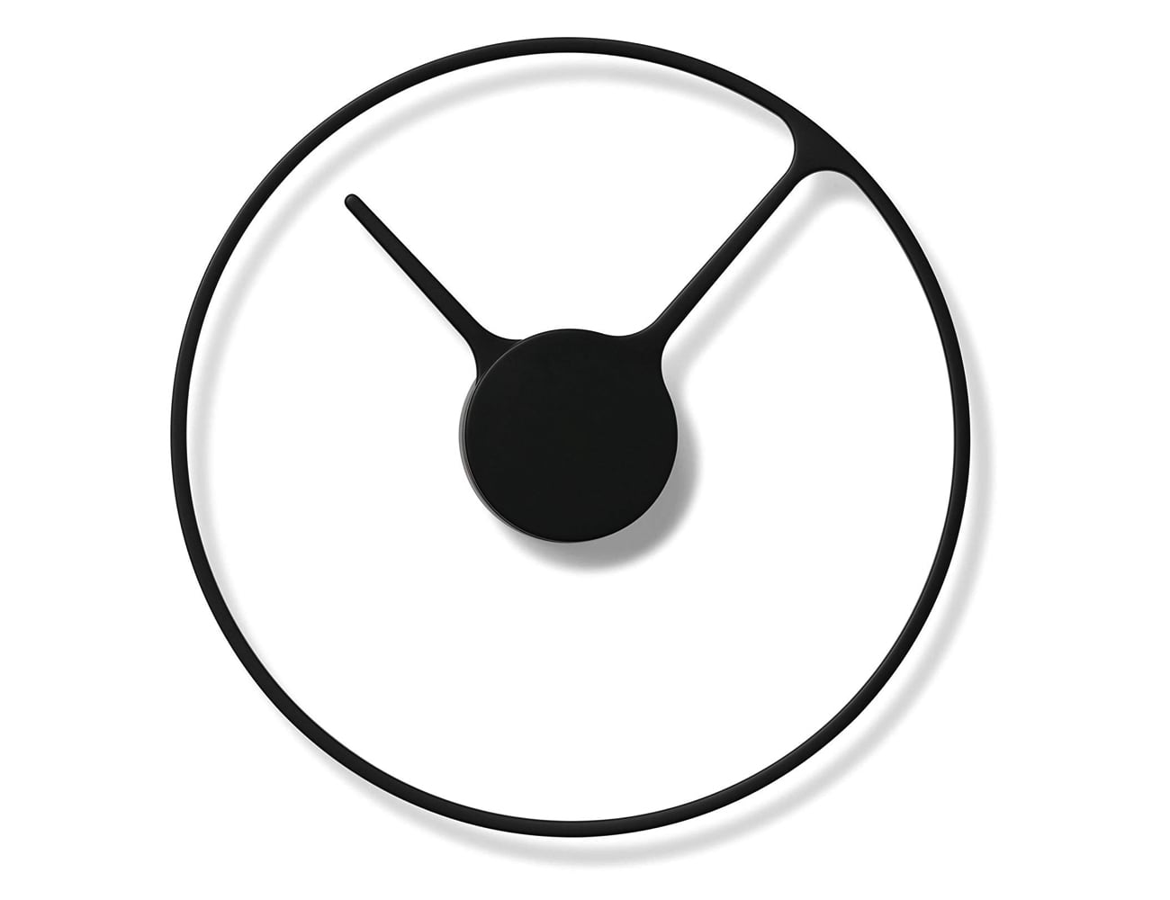 Stelton Time Floating Wall Clock