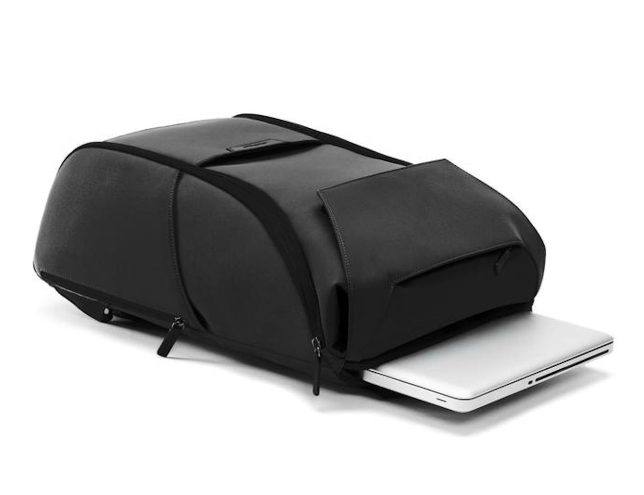 f57f55a043ba Stuart   Lau Capstone Lightweight Waterproof Backpack. Gadget Flow Editors