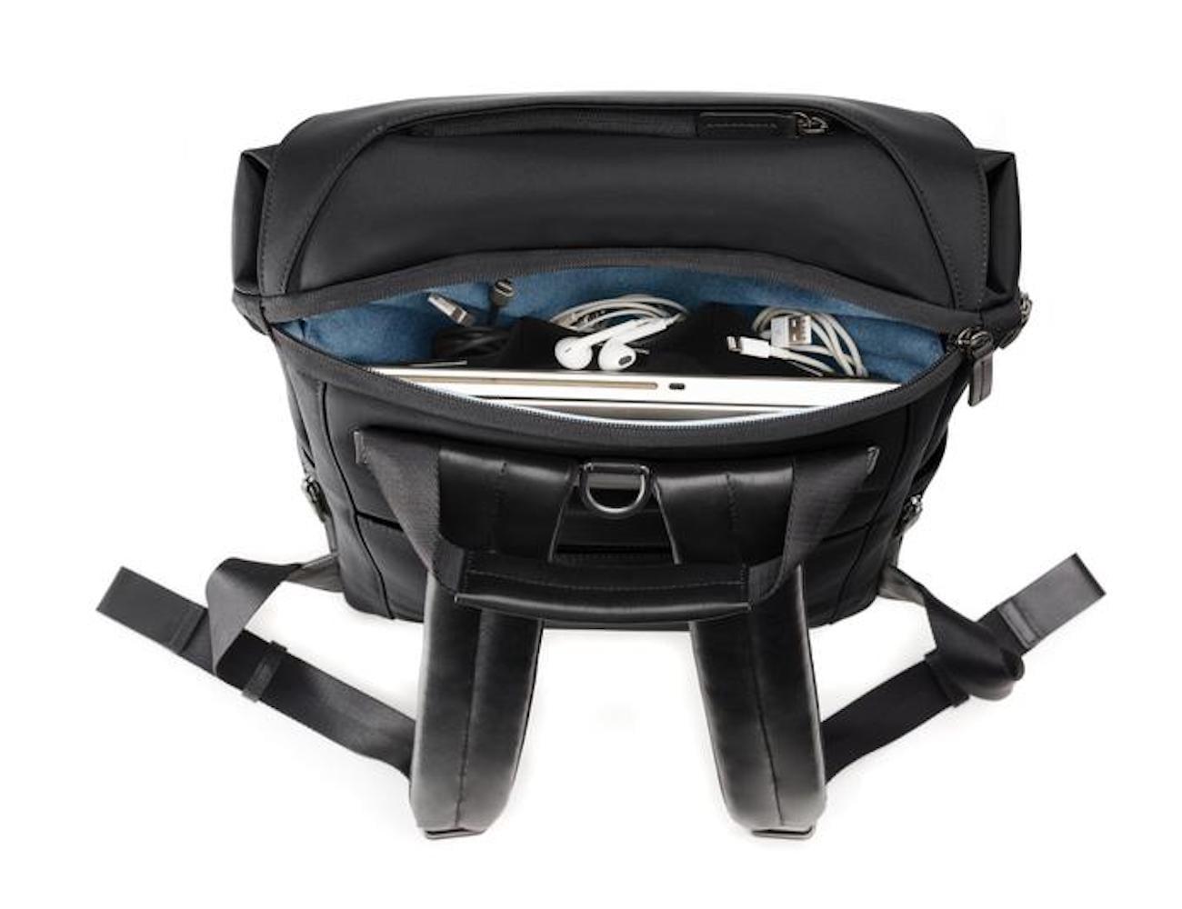 ceef8b9e3a Stuart   Lau Capstone Lightweight Waterproof Backpack » Gadget Flow