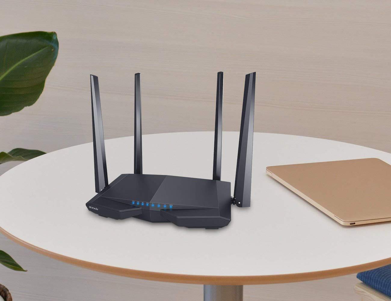Tenda AC10U Smart Dual-Band Wi-Fi Router