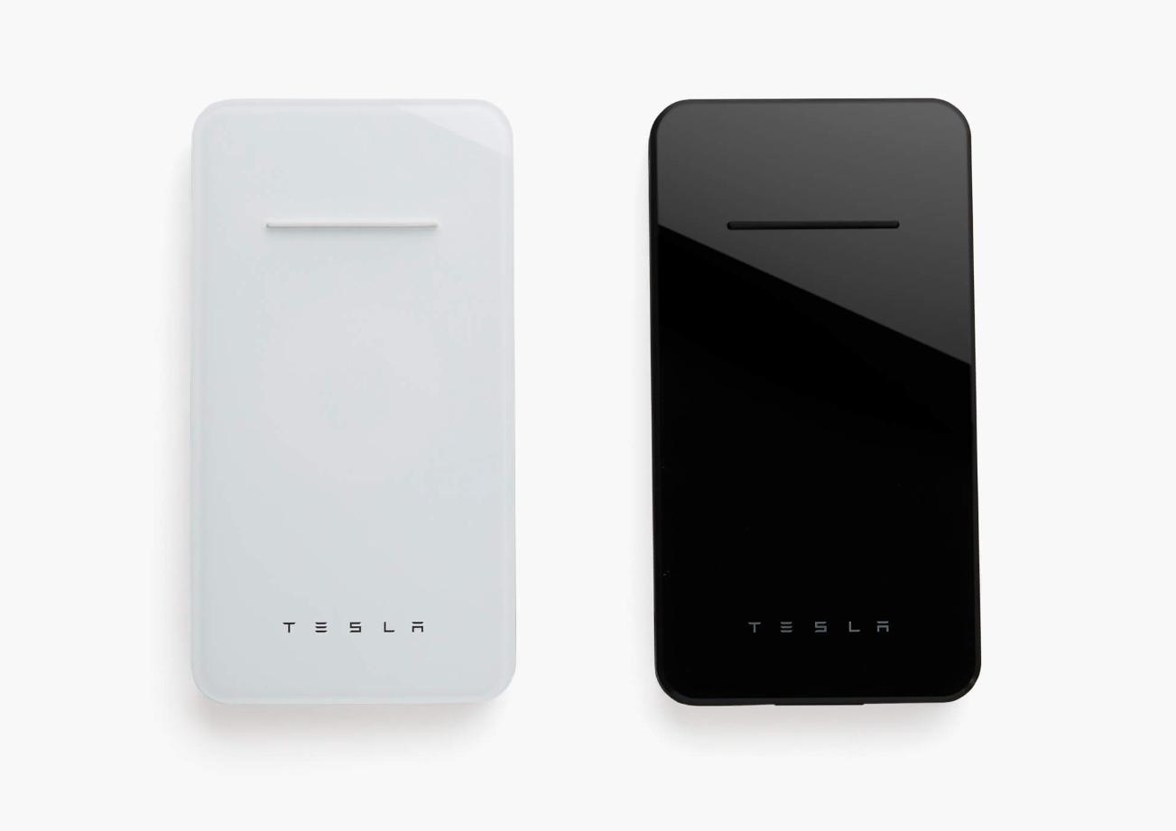 Tesla Qi-Based Wireless Charger