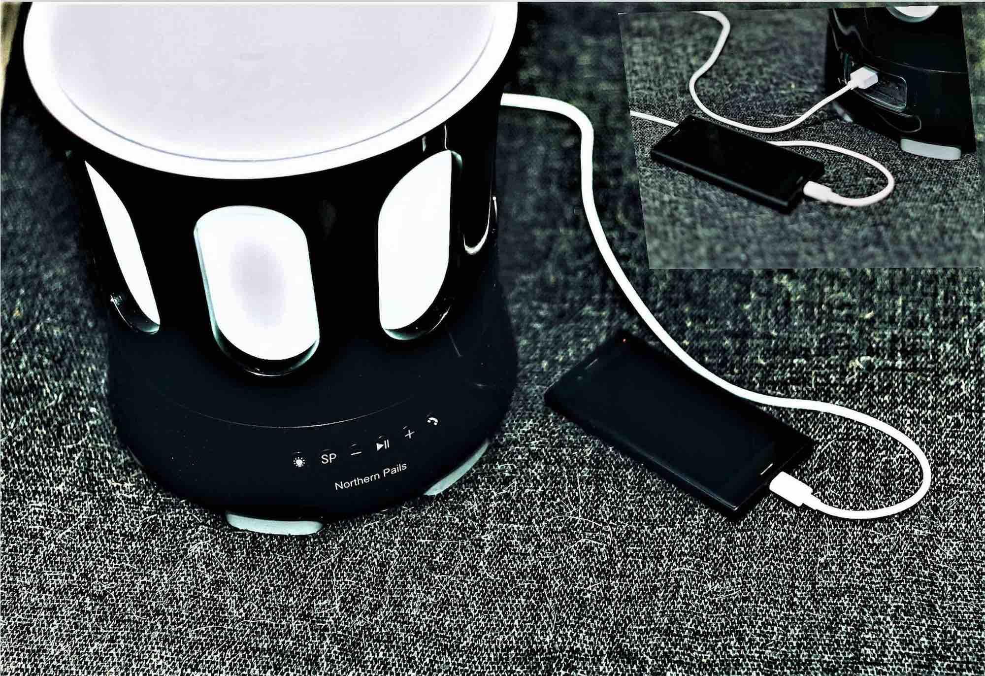 The Crown – Royal Bluetooth Speaker