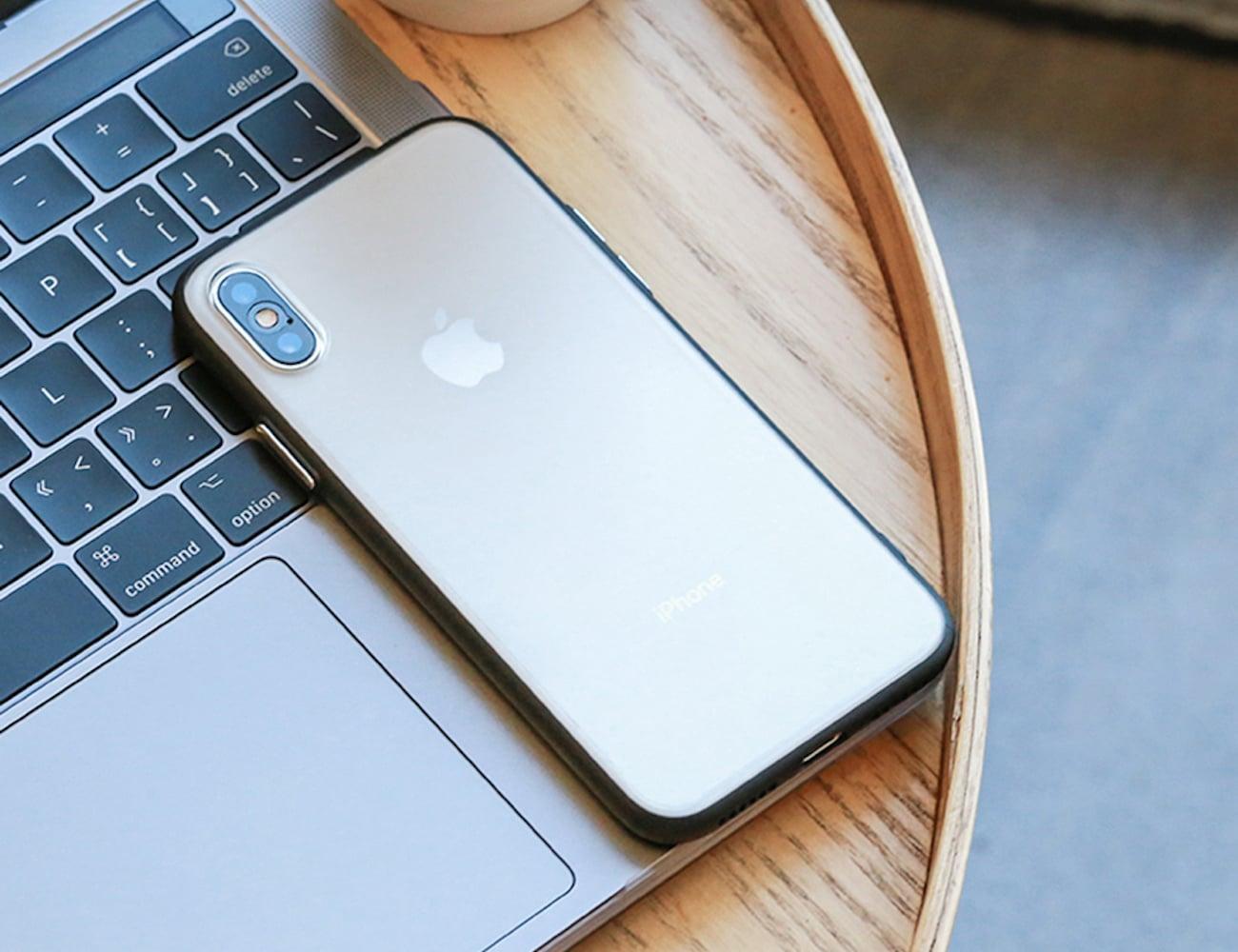 Shockproof Translucent iPhone Case