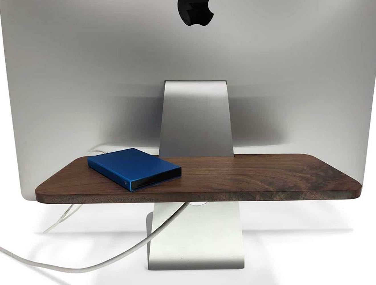 Understands Sustainable Urban Wood Computer Monitor Stands