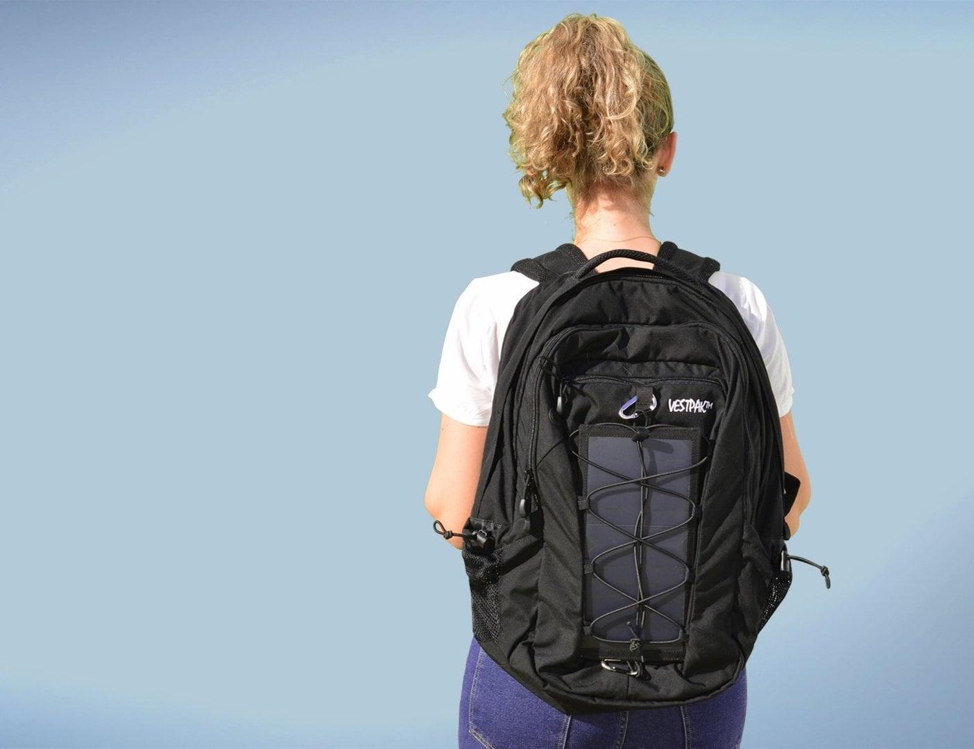 VESTPAK Protector Lightweight Bulletproof Backpack