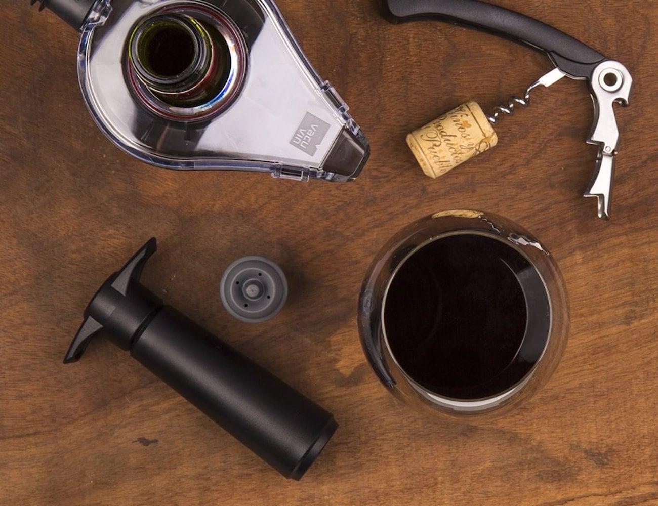 Vacu Vin Wine Saver Vacuum Pump