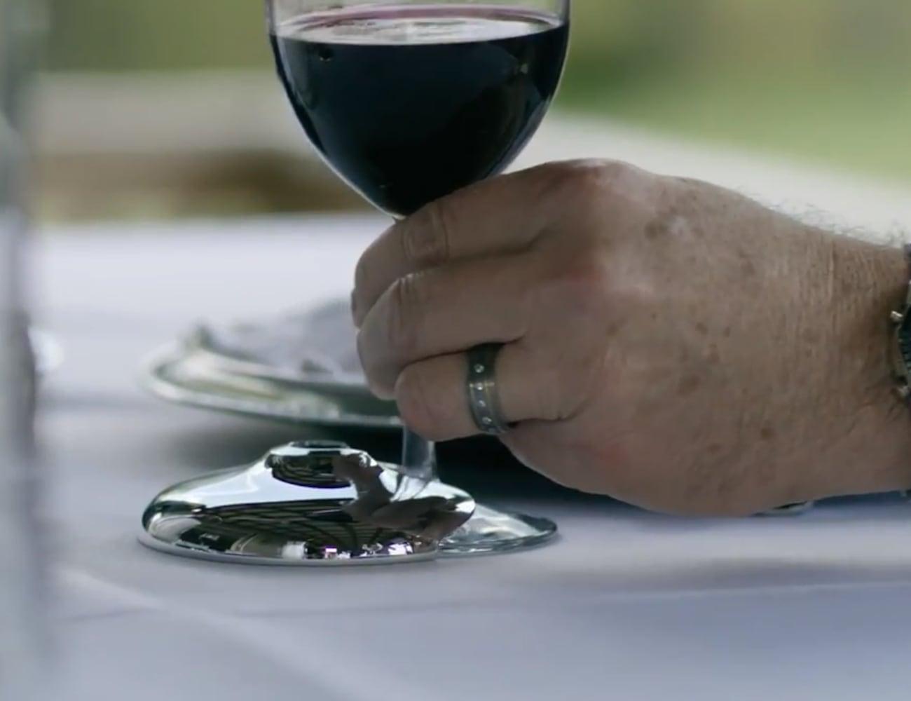 Wine Sitter Elegant Stemware Stabilizer