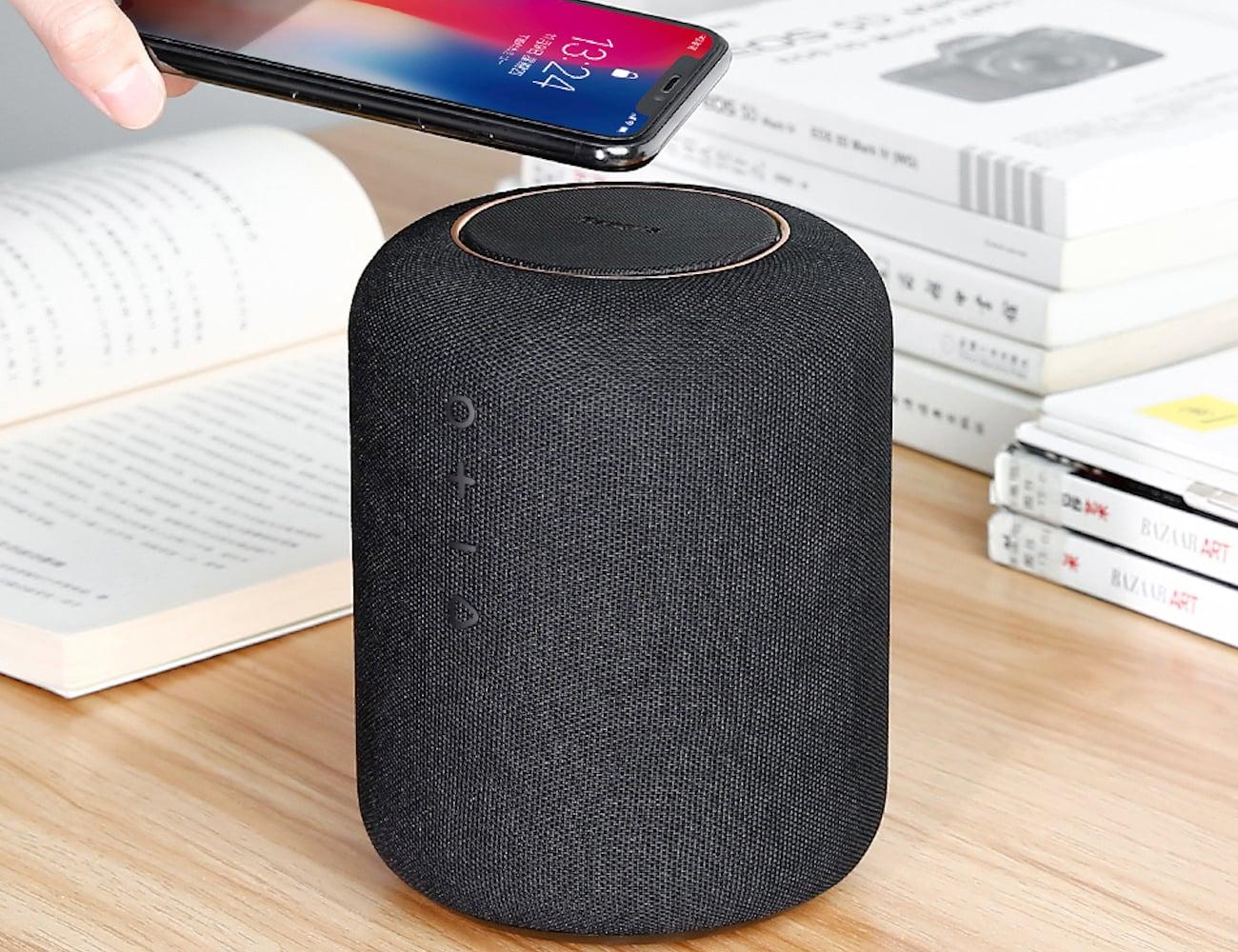 Wireless Charging Speaker