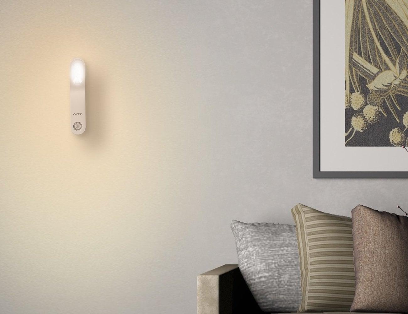 Witti HANDI Portable Motion Sensor Night Light