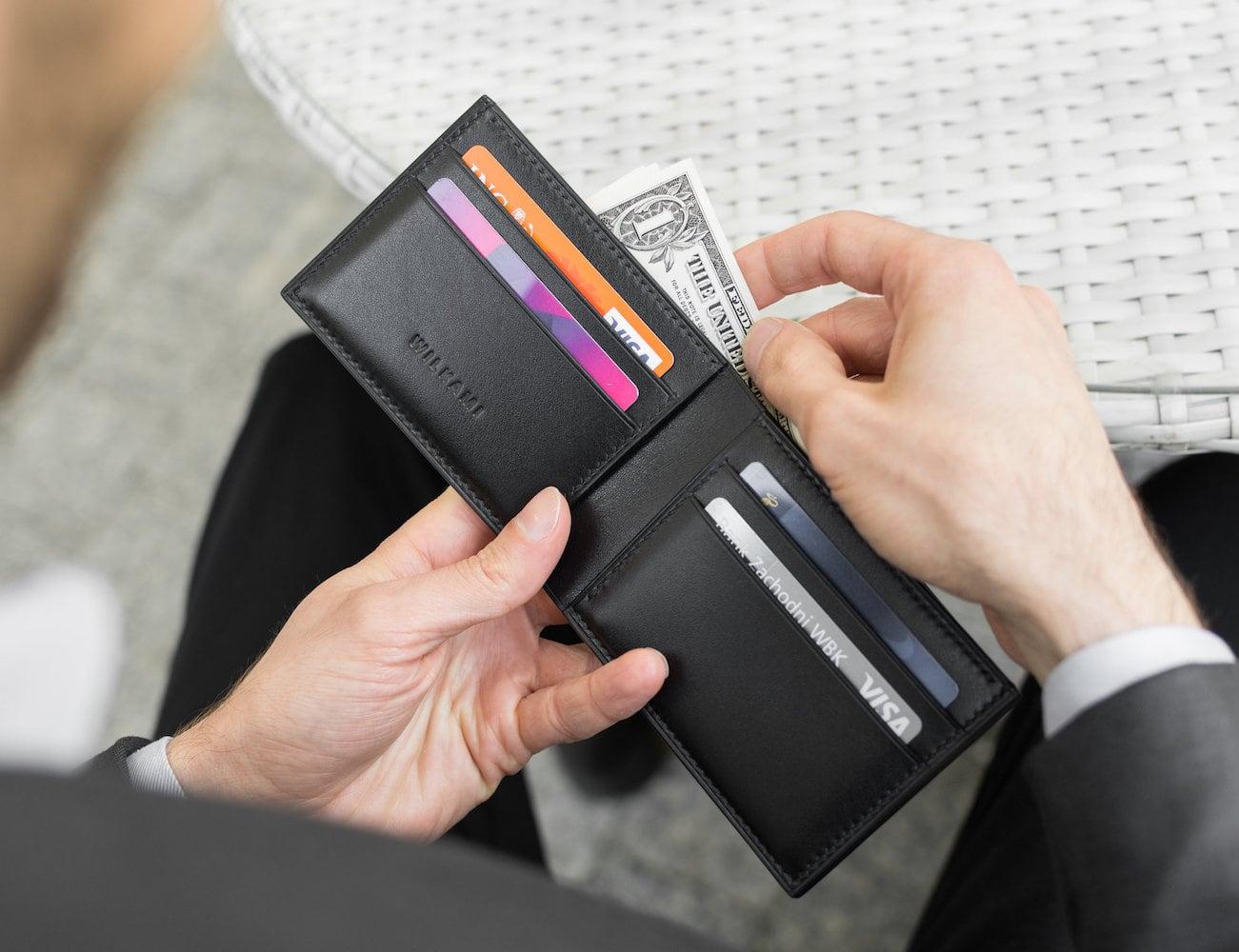 Woolet Smart Bespoke Leather Wallet