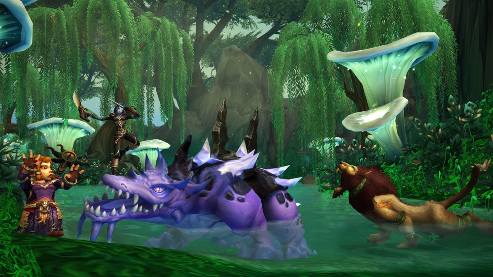 World of Warcraft — the new expansion and the best gadgets