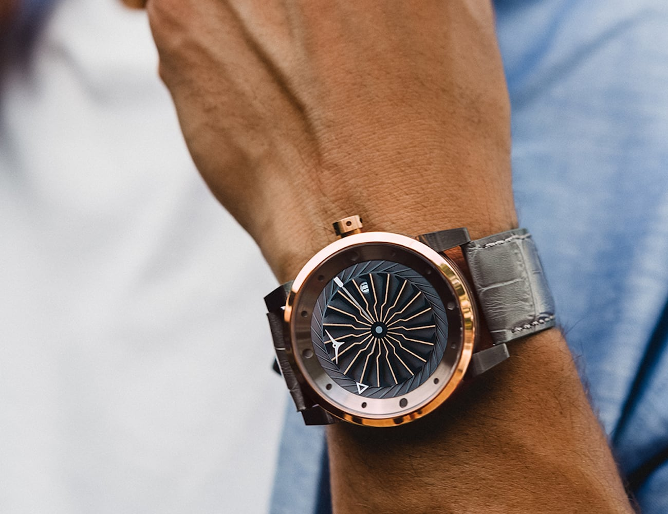 Zinvo Watches Blade Fusion Watch