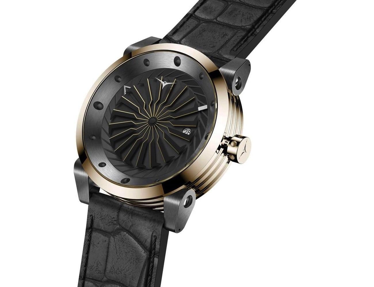Zinvo Watches Blade Fusion Watch